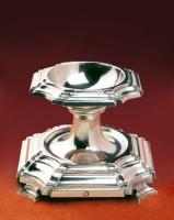 Ottema-Kingma Stichting verwerft 18de-eeuws Fries zilveren zoutvat