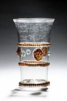 OKS koopt zeldzame zestiende-eeuwse glazen beker